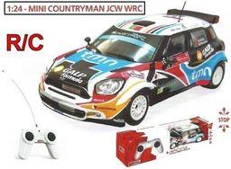 Brimarex Auto na radio Mini Countryman WRC 1:24