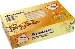 Arpex Wykałaczki higieniczne (1000szt.)