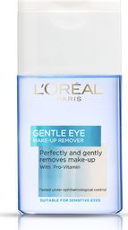 L'Oreal Paris Delikatny płyn do demakijażu oczu Eye Gentle 125 ml