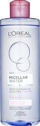 L´Oreal Paris Woda micelarna do normalnej i suchej skóry wrażliwej Micellar Water 400ml