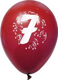 Arpex Balony pastelowe numer 7 (mix) (K7943)