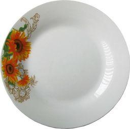 Talerz porcelanowy, 19 cm