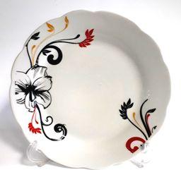 Talerz ceramiczny, 23 cm