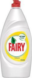 Fairy Fairy Płyn do mycia naczyń Lemon 0,9L (11989798)