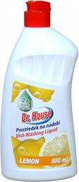Lenor Dr. House Płyn do mycia naczyń Lemon, 0,5 L (16396625)