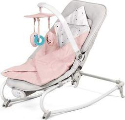 KinderKraft Leżaczek Felio Pink