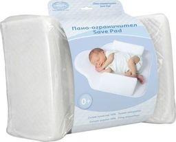 Lorelli Poduszka niemowlęca Safe Pad biała