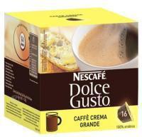 Nescafe Caffe Crema Grande 16 kapsułek (12120090)