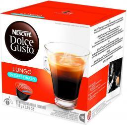 Nescafe Caffe Lungo bez kofeiny 16 kapsułek (12062868)