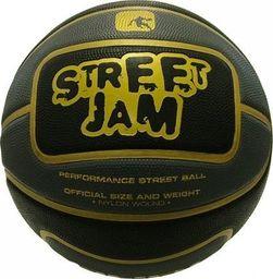 AND1 Piłka do koszykówki Street Jam r. 7 szaro-czarna
