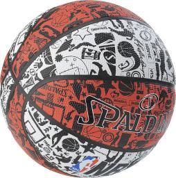 Spalding Piłka NBA Graffiti r. 7