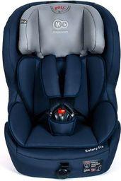 Fotelik samochodowy KinderKraft Safety-Fix navy