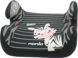 Nania Automobilinė kėdutė Nania - boosteris Topo Comfort 2/3 547175, Zebras