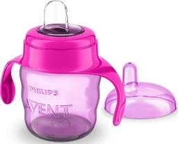 Philips Avent Kubek niekapek Premium 200ml różowy (SCF551/03)