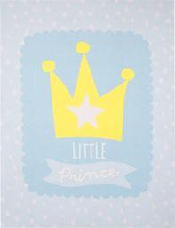 Dywan Little Prince niebieski 95x125 cm