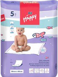 Happy Kūdikių paklotai Happy, 5 vnt. 60x90 cm