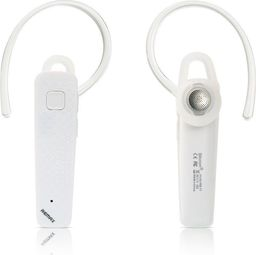 Słuchawka Remax Słuchawka bluetooth REMAX RB-T7 biała