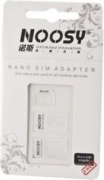 nemo Adapter NANO MICRO SIM IPHONE 4G/5G (3 w 1)