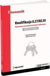 Kwalifikacja A.27/AU.30. Odpowiedzi EKONOMIK