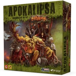 Portal Games Gra planszowa The Others: Apokalipsa