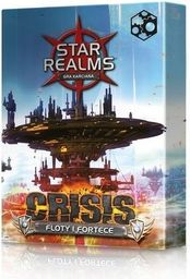 Games Factory Publishing Gra Star Realms: Crisis Floty i Fortece