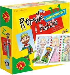 Alexander Remik obrazowy i puzzle ALEX