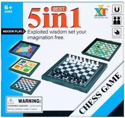 Mega Creative Szachy magnetyczne 5w1