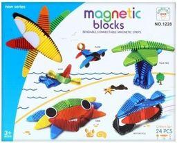 Mega Creative Klocki magnetyczne - 24 elementy