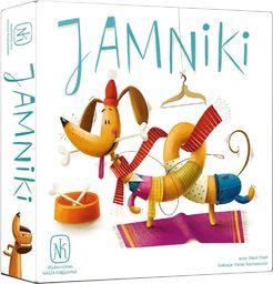 Nasza Księgarnia Gra planszowa Jamniki
