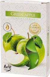Polar Świeczki zapachowe zielone jabłko 6 szt.