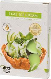 Polar Świeczki zapachowe Lime ice cream 6 szt.