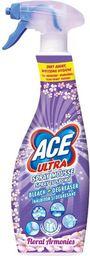 ACE Purškiamos putos ACE ULTRA Floral Perfume įvairių paviršių ir audinių valiklis 0,7 L