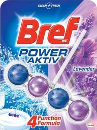 "BREF WC valiklis-gaiviklis ""BREF Power Aktiv Lavender"" 50g"