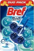 BREF WC Cleaner-BREF Blue Aktiv Eucalyptus 2x50g