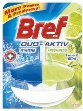 BREF WC valiklis-gaiviklis  Lime 50ml