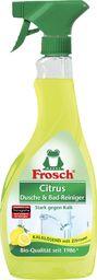 Frosch Frosch detergent w sprayu do kąpieli o zapachu cytryny 500 ml