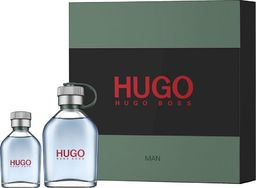 HUGO BOSS Zestaw HUGO Man 125 ml + 40 ml