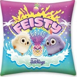 Dekoratyvinė pagalvė Feisty birdies