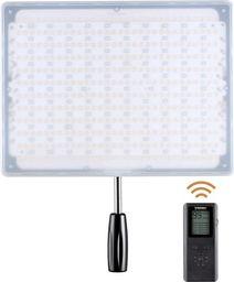 Lampa studyjna Yongnuo Lampa LED Yongnuo YN-600RGB 5500K Kolorowa