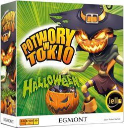 Egmont Gra Potwory w Tokio - Halloween