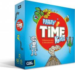 Albi Gra planszowa Party Time Kids (P7Z)