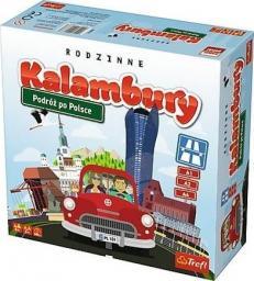 Trefl Kalambury. Podróż po Polsce