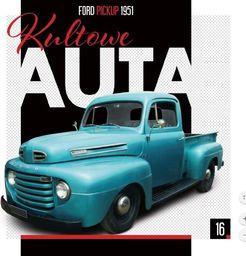 Kultowe Auta T.16 Ford Pickup 1951