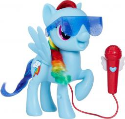Hasbro My Little Pony Śpiewająca Rainbow Dash (E1975)
