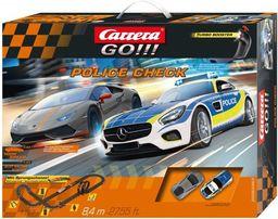 CARRERA TOYS Tor Wyścigowy Police Check