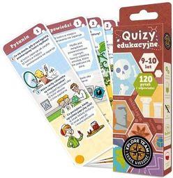 Czuczu Xplore Team Quizy edukacyjne 9-10 lat