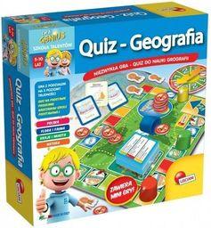 Lisciani I'm a genius quiz Geografia LISCIANI