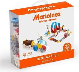 Marioinex Mini Waffle 140 elementów Konstruktor