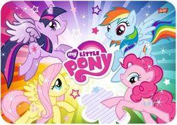 majewski Podkład laminowany A3 My Little Pony p40  MAJEWSKI