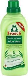Płyn do płukania Frosch Frosch skalbinių minkštiklis su alijošiumi 750 ml